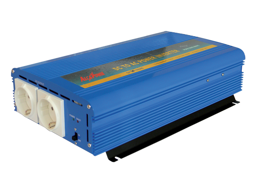 Inverter Sinusoidale Pura 1500W Input 10-15Vcc Output 220Vac Ap12-1500Ns_Cod. 912313_AlcaPower