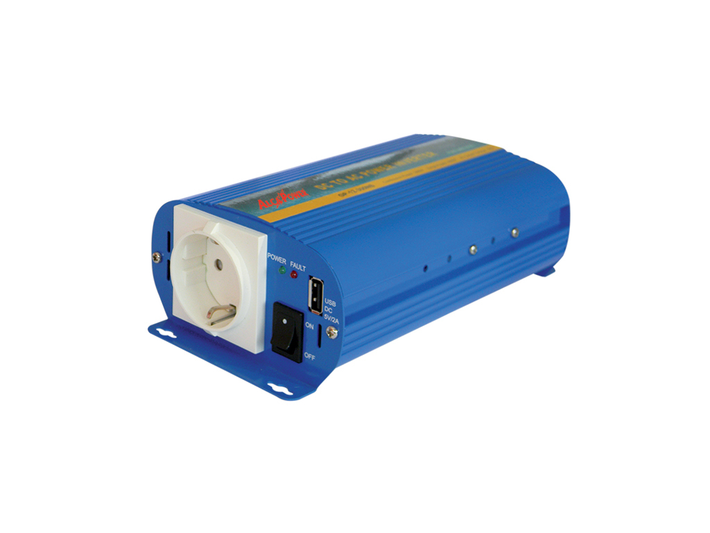 Inverter Sinusoidale Pura 400W Input 20-30Vcc Output 220Vac Ap24-400Ns_Cod. 924310_AlcaPower