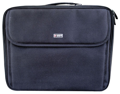 "BORSA CITY ""PER PC 15,4"""" NERA""                  Cod.489901341 - Mkc"