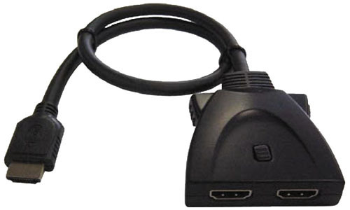 SELETTORE HDMI 9486 2IN-1OUT                     Cod.149029027 - Winner