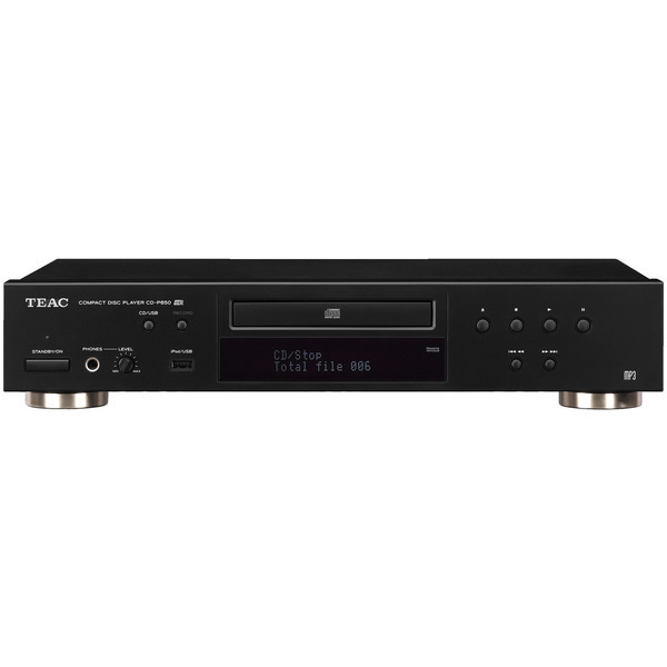 Lettore Cd/Mp3_Cod. CDP-650_Monacor