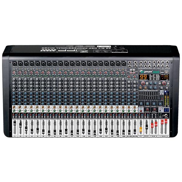 Mixer prof 24 canali con multieffetto dsp mixer 24 canali - Specchi riflessi karaoke ...