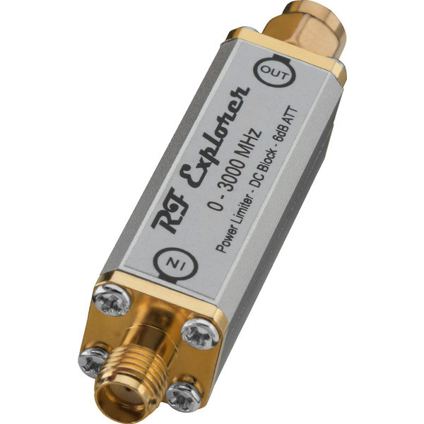 0-3000 MHz POWER LIMITER 6dB Cod.SMA-130PL - Monacor