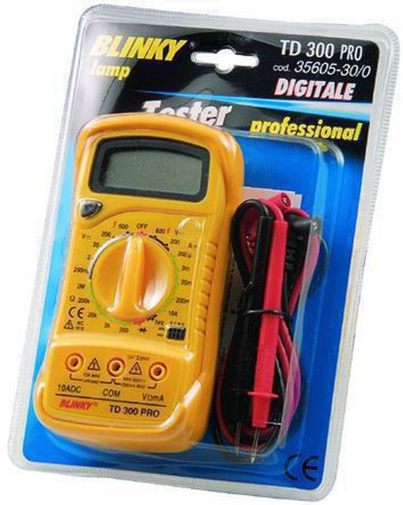 TESTER DIGITALI   ORION Cod.3560530 - Vigor
